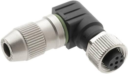 Harting HARAX® M12-S 21 01 140 5091 Ronde connector M12 met snelaansluiting HARAX Inhoud: 1 stuks