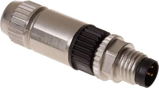 Harting HARAX® M8-XS Ronde connector M8 met snelaansluiting HARAX Aantal polen: 3 Inhoud: 1 stuks