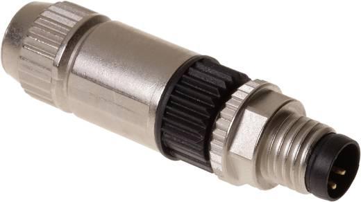 Harting HARAX® M8-XS Ronde connector M8 met snelaansluiting HARAX Aantal polen: 4 Inhoud: 1 stuks