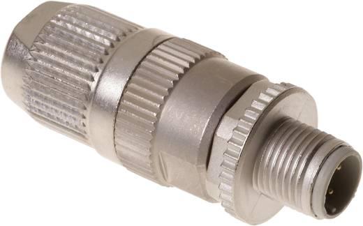 Harting HARAX® M12-L Ronde connector M12 met snelaansluiting HARAX Aantal polen: 4 Inhoud: 1 stuks