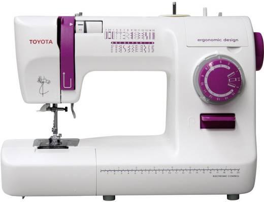 Toyota ECO26A naaimachine met vrije arm met 26 programmas