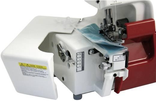 Toyota SLR4D OverLock naaimachine - naait met max. 4 bovendraden