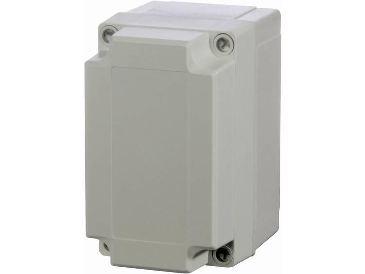 Fibox MNX PCM 100/100 G Wandbehuizing, Installatiebehuizing 130 x 80 x 100 Polycarbonaat Grijs-wit (RAL 7035) 1 stuks