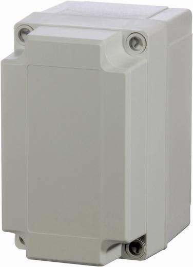 Fibox PCM 100/60 G Wandbehuizing, Installatiebehuizing 130 x 80 x 60 Polycarbonaat Lichtgrijs (RAL 7035) 1 stuks