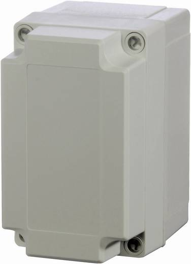 Wandbehuizing, Installatiebehuizing 130 x 80 x 100 Polycarbonaat Lichtgrijs (RAL 7035) Fibox MNX PCM 100/100 G 1 stuks