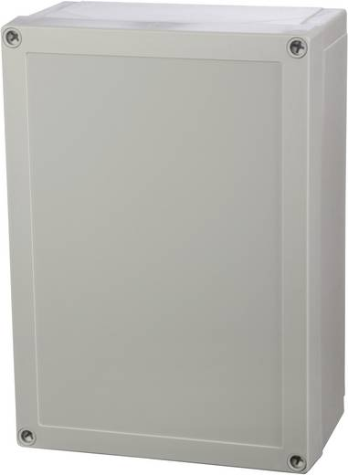 Fibox PCM 150/85 XG Wandbehuizing, Installatiebehuizing 180 x 130 x 85 Polycarbonaat Lichtgrijs (RAL 7035) 1 stuks