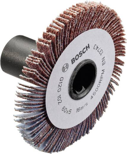 Bosch Flexibele Schuurschijf P120