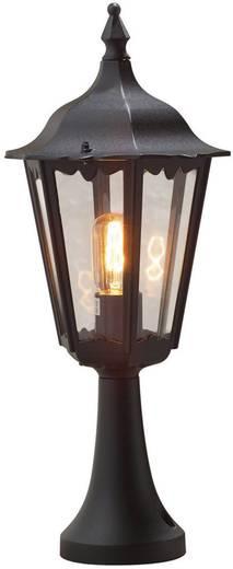 Staande buitenlamp Spaarlamp E27 100 W Konstsmide Firenze 7214-750 Zwart
