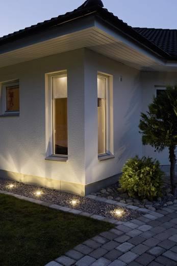 LED inbouw buitenlamp 3 W Konstsmide 7902-310 Aluminium
