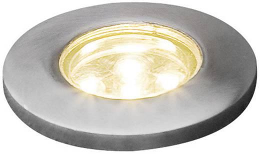 Konstsmide 7639-000 LED-inbouwlamp Set van 6 6.12 W Warmwit RVS