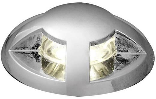 Konstsmide 7659-000 LED-inbouwlamp Set van 6 2.16 W Warmwit RVS