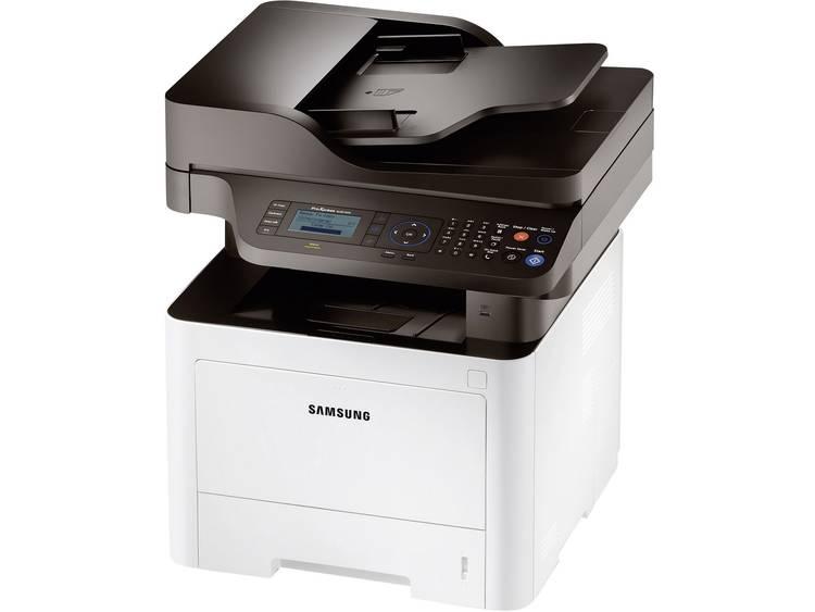 Samsung ProXpress M3875FD Multifunctionele laserprinter A4 Printen, Scannen, Kopiëren, Faxen LAN, D