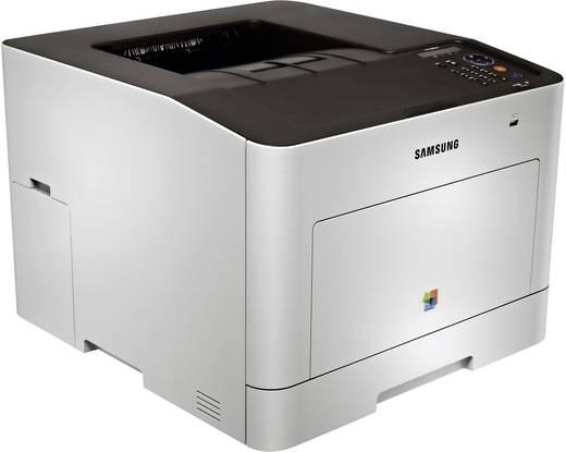 Samsung CLP-680DW Kleurenlaserprinter A4 600 x 600 dpi LAN, WiFi, Duplex Printsnelheid (zwart): 24 p/min