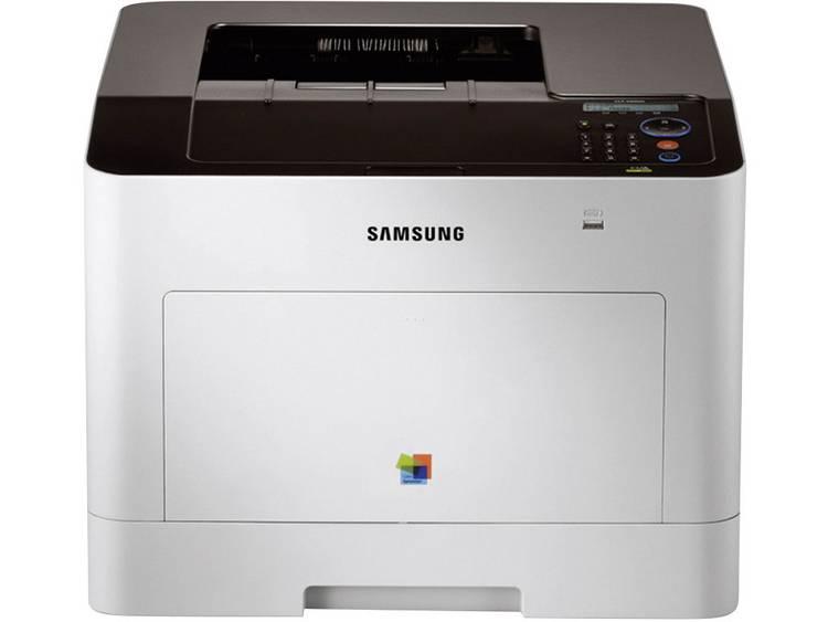 Samsung CLP-680ND Kleurenlaserprinter A4 24 p-min 24 p-min 600 x 600 dpi Duplex, LAN