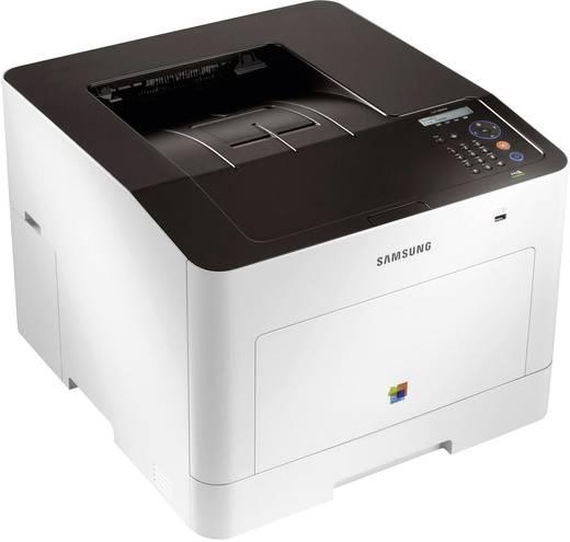 Samsung CLP-680ND Kleurenlaserprinter A4 600 x 600 dpi Duplex, LAN Printsnelheid (zwart): 24 p/min