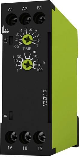 tele V2ZR10 24-240 V AC/DC Monofunctioneel Tijdrelais 1 stuks Tijdsduur: 0.05 s - 100 h 1x wisselaar