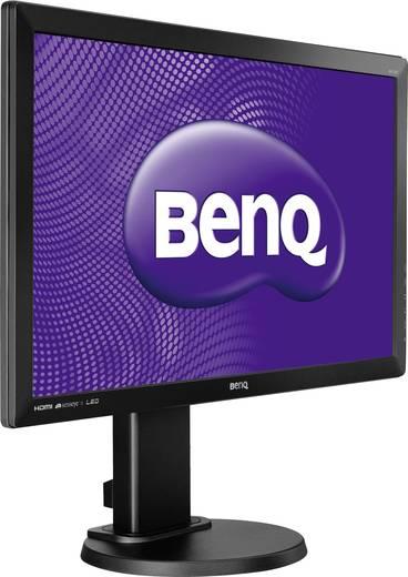 BenQ BL2405HT LED-monitor 61 cm (24 inch) Energielabel A 1920 x 1080 pix Full HD 2 ms VGA, DVI, HDMI TN LED
