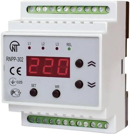 Novatek RNPP-302 Spanningscontrole relais Aantal relaisuitgangen: 2