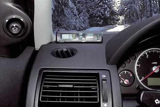 Herbert Richter 4504 Thermometer Binnen-/buitentemperatuur, Opbouw