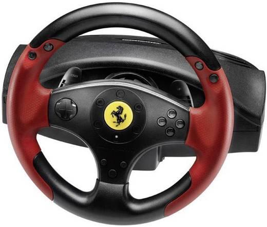 Thrustmaster Ferrari Red Legend Edition Stuur met pedalen USB geschikt voor Playstation 3, PC