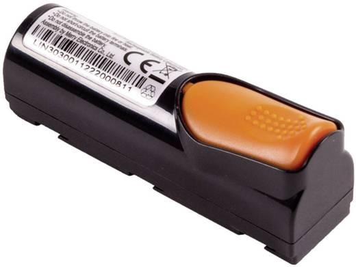 testo Li-ion-accupack 3,7 V/2,5 Ah/9,25 Wh 0515 5100 Extra li-ion-accupack voor warmtebeeldcamera testo 870