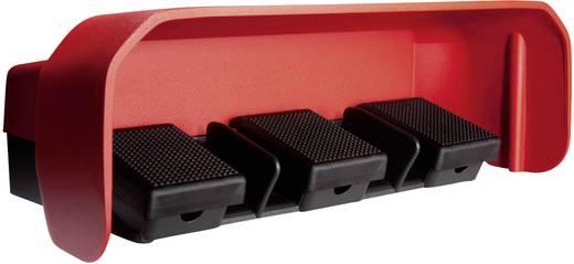 ASA Schalttechnik FS3 SU1R/SU1R/SU1R U Voetschakelaar 500 V/AC 10 A 3 pedalen Met beschermkap 1x NO, 1x NC IP65 1 stuks