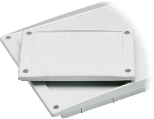 Fibox CARDMASTER FC PC 21/18 Frontplaat Polycarbonaat Lichtgrijs (RAL 7035) (l x b x h) 213 x 125 x 20 mm 1 stuks