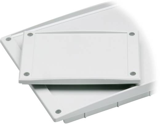Fibox FC PC 21/18 Frontplaat Polycarbonaat Lichtgrijs (RAL 7035) (l x b x h) 213 x 125 x 20 mm 1 stuks