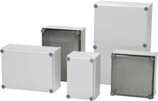 Fibox CAB ABS 151511 T Wandbehuizing, Installatiebehuizing 150 x 150 x 110 ABS, Polycarbonaat Lichtgrijs (RAL 7035) 1 stuks