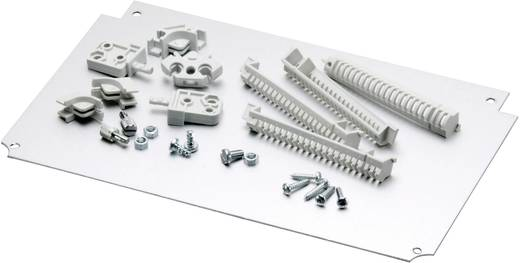 Fibox FP A 23 Frontplaat (l x b) 168 mm x 268 mm Aluminium 1 stuks