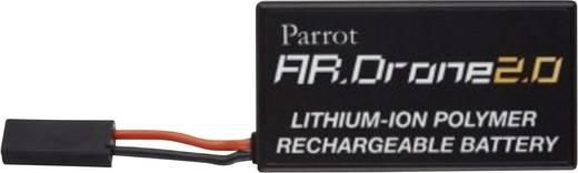 LiPo accupack 11.1 V 1500 mAh Parrot Box hardcase Mini-Tamiya-stekker