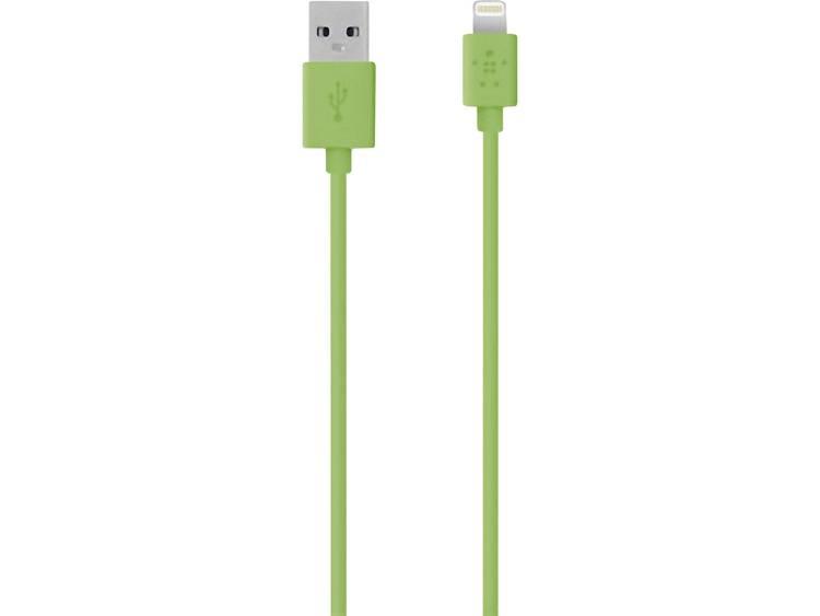 Belkin MIXIT? Lightning USB (F8J023BT04-GRN)
