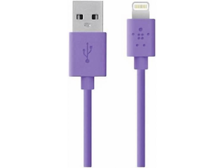 Belkin MIXIT? Lightning USB (F8J023bt04-PUR)
