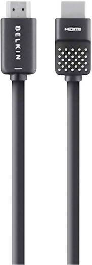 Kabel HDMI Belkin AV10150bf3M [1x HDMI-stekker - 1x HDMI-stekker] 3 m Zwart