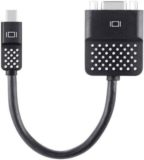 Adapter DisplayPort / VGA [1x Mini-DisplayPort stekker - 1x VGA bus] Zwart Belkin