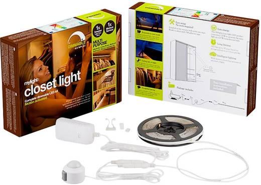 LED-strip complete set Warmwit met stekker 230 V 300 cm 0144050141