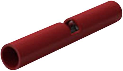 Stootverbinder Met kijkgat 2.7 mm² 6 mm² Volledig geïsoleerd Geel TE Connectivity 320570 1 stuks
