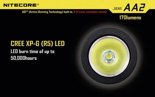 NiteCore LED-zaklamp Sense AA2