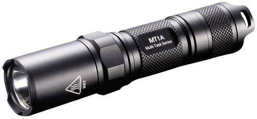 NiteCore Multi Task MT1A LED Mini-zaklamp werkt op batterijen 180 lm 60 h 55 g
