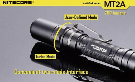 NiteCore MT2A LED Zaklamp werkt op batterijen 280 lm 50 h 67 g