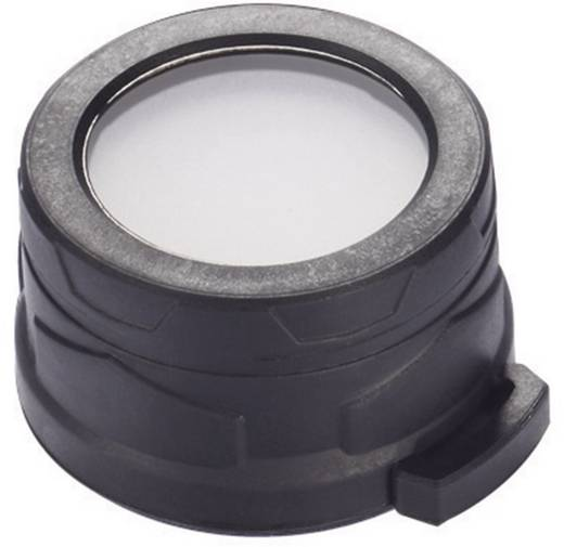NiteCore diffusor 40 mm NFD40 voor MH25, EA4, P25, P16, P15, SRT7, CR6, CG6, CB6, CI6, CU6 en zaklampen met een Ø 39 - 4