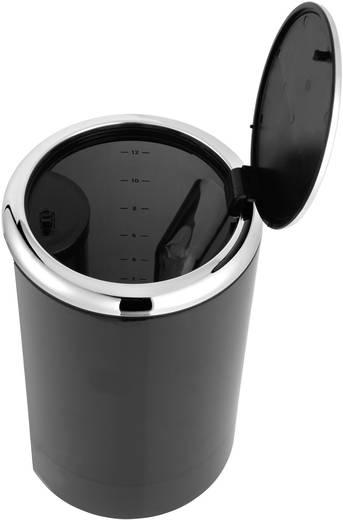 Koffiezetapparaat WMF LINEO Glas RVS, Zwart 900 W Capaciteit koppen=12 Display, Timerfunctie, Warmhoudfunctie