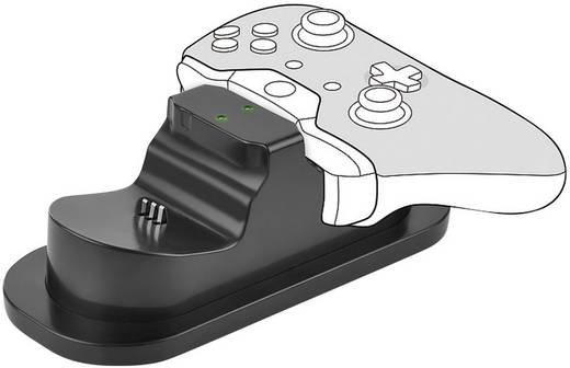 Speedlink TWINDOCK laadsysteem incl. 2 accupacks voor Xbox One controller