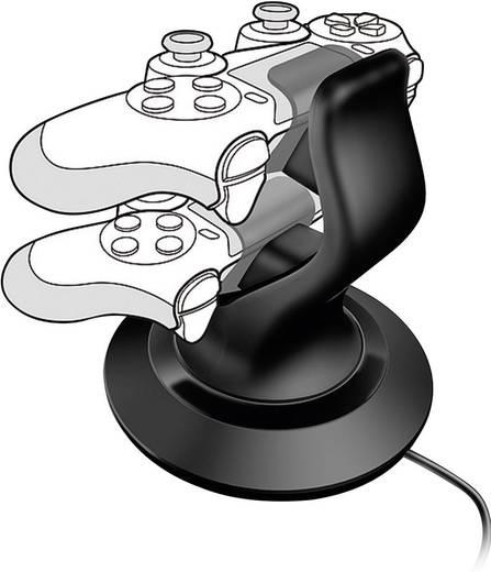 Speedlink TWINDOCK laadsysteem voor PlayStation 4 Dualshock4 controller
