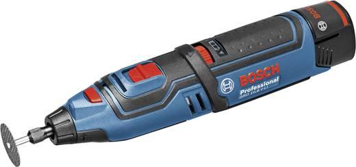 Accu-multifunctioneel gereedschap incl. 2 accu's, incl. accessoires, incl. koffer 9-delig 12 V 2 Ah Bosch Professional