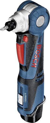 Bosch GWI 10,8 V Li-ion Professional Haakse accuschroevendraaier incl. 2 accu's, incl. koffer 10.8 V 2 Ah Li-ion