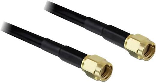 Delock-antennekabel RP-SMA-stekker naar RP-SMA-stekker 5 m