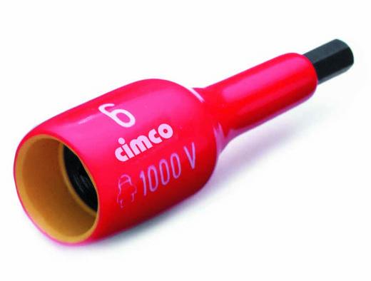 "Dopsleutel-machinebit 10 mm Aandrijving (schroevendraaier) 3/8"" (10 mm) 65 mm Cimco 112564"