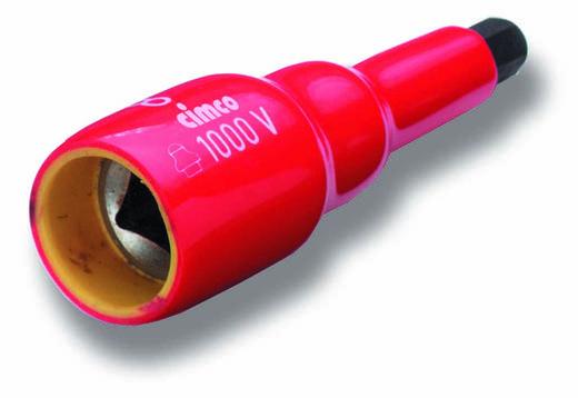 "Dopsleutel-machinebit 5 mm Aandrijving (schroevendraaier) 1/2"" (12.5 mm) 70 mm Cimco 112671"