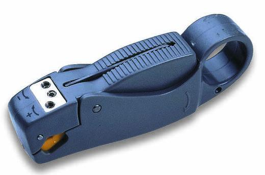 Cimco Economy 120098 Kabelstripper Geschikt voor Coaxkabel RG58, RG59, RG62, RG6